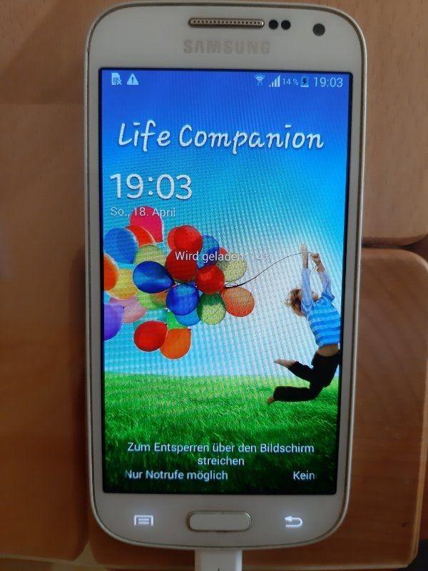 Samsung S4 mini gebraucht