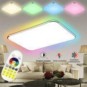 LED Deckenleuchte RGB Dimmbar Farbwechsel