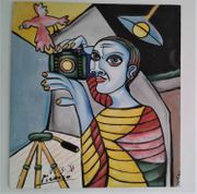 Picasso - Leinwandbild