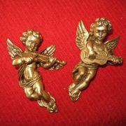 Engel 2 Stück Barockengel Putte