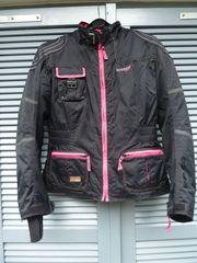 Motorrad Roller-Damen-Textiljacke