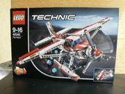 LEGO TECHNIK Feuerlöschflugzeugset 2in1-Set 42040