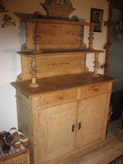 Küchenschrank antik ca 1890