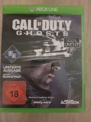 Call of Duty - Ghost - Xbox