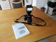 Digitale Spiegelreflexkamera Nikon D3200