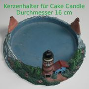 Kerzenhalter für Duftkerze Cake Candle