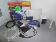 ISDN Telefonanlage AGFEO AC 14