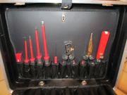 Cimco Profi-Werkzeugkoffer inkl Werkzeug