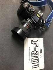 Foto Kamera Nikon F301