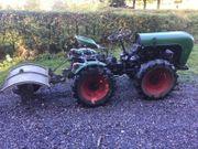 Holder Traktor Schlepper Typ A