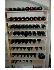 Weinkeller Auflösung privat