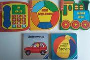 5 Bücher für Kleinkinder