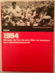 Fußballbuch WM1954