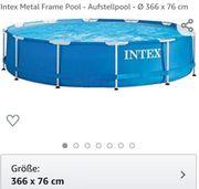 Frame Pool Intex 366 x