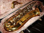 Conn 10M Tenor Saxophon 1967