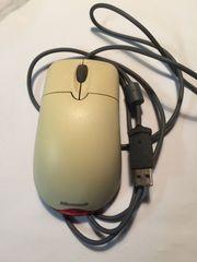 PC-Maus optisch mit USB-Anschluss