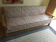 Retro-Sofa aus den 70ern