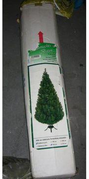 Künstlicheweihnachtsbaum und Schmuck Lichterkette