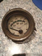 Alter Temperatur Anzeiger