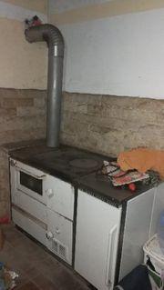 Küchenofen wasserführend Zentralheizungsherd