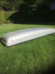 Dachbox inkl Träger