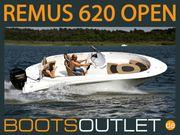 Motorboot Sportboot Angelboot REMUS - 620
