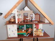 Puppenhaus Puppenstube 60 Teile Zubehör