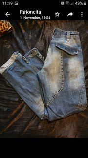 TS Cargo Jeans und TS