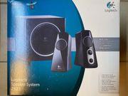Lautsprecher-System Logitech Z523 neu