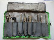 BMW Bord-Werkzeug Motorrad Werkzeugrolle Werkzeugtasche