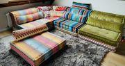 Rochebobois Mah Jong Modulares Sofa