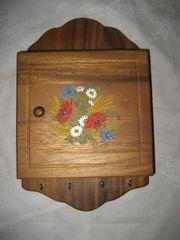 Holz Schlüsselkasten Kasten Kästchen für
