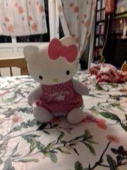 Heidi Kitty mit Spieluhr und