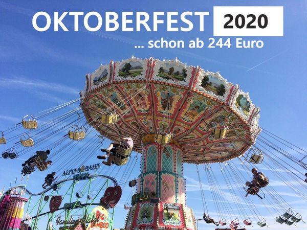 Busreise Oktoberfest München 2021