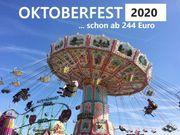 Busreise Oktoberfest München 2020