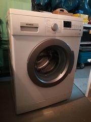 Verkaufe eine Siemens Waschmaschine iQ