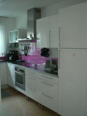 IKEA-Einbauküche L-Form