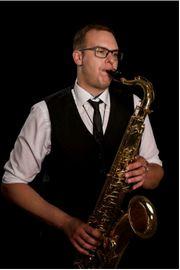 Saxophonist für Hochzeiten Geburtstage Taufen