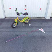 Puky Kinderfahrrad mit Stützrädern