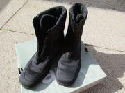 Schwarze Stiefel in Größe 5