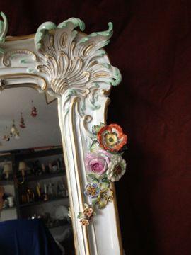 Meissen Barock Großer Spiegel mit: Kleinanzeigen aus Kiel Altstadt - Rubrik Sonstige Antiquitäten