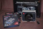 Blackmagic Produktion Camera 4k EF