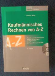 2 Fachbücher Kaufmännisches Rechnen und