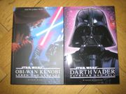 Star Wars Bücher Kenobi Vader