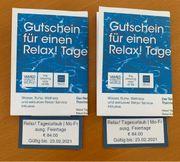2x Gutscheine 168 EUR Therme
