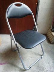 4 x Klappstuhl - zu verschenken
