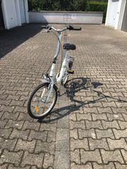Fahrrad klappbar