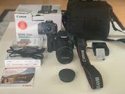 Canon EOS 700d Top Zustand
