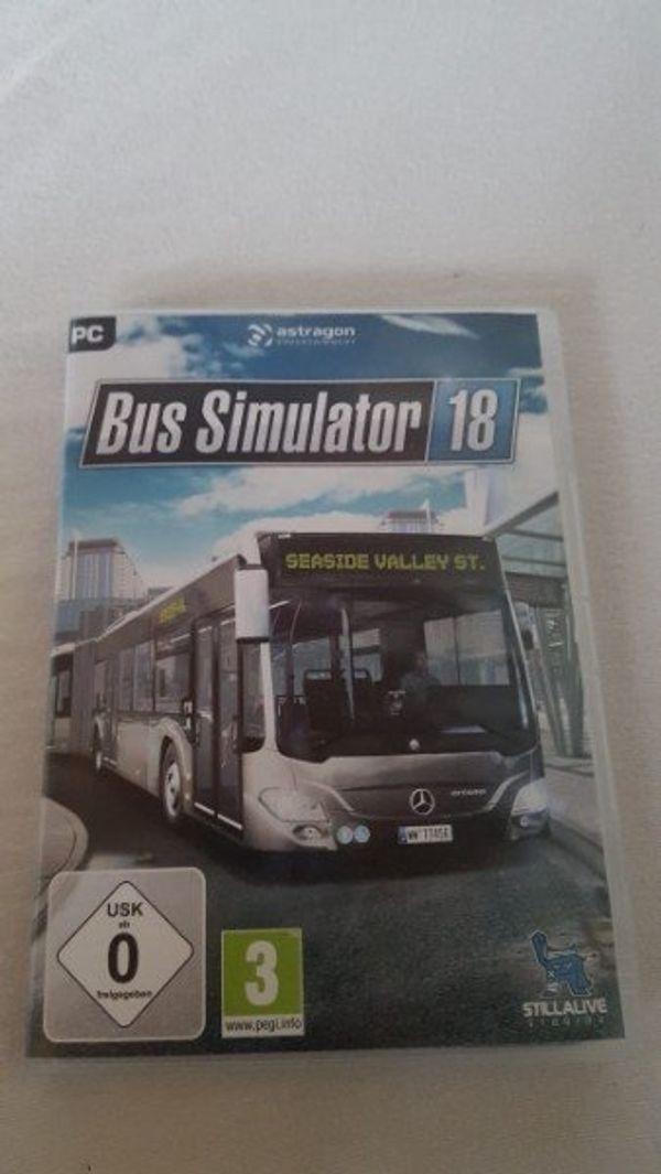 Bus simulator 18 für PC