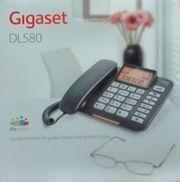 Festnetztelefon Gigaset DL580 gebraucht